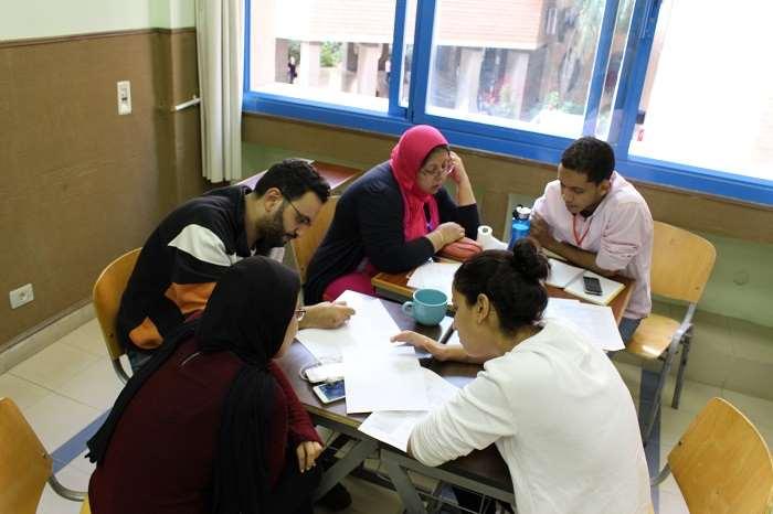 برنامج تدريب المعلمين