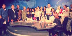 كلية الإعلام تنظم رحلة علمية الى مدينة القاهرة