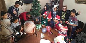 A Visit to Dar Al Afaf Orphanage