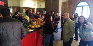حفل تنكرى و مهرجان تذوق الفاكهة