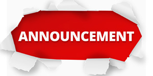 Announcement for PUA Students