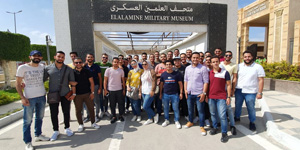 A Scientific Visit to a New City of El Alamein