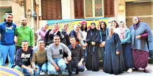 Dream Team Organized a Humanitarian Aid Convoy