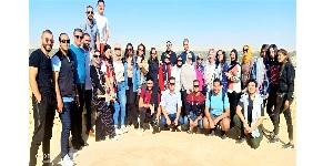 رحلة علمية إلى واحة سيوة
