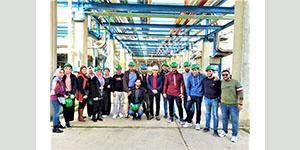 A Field Trip to Alexandria Fertilizers Company