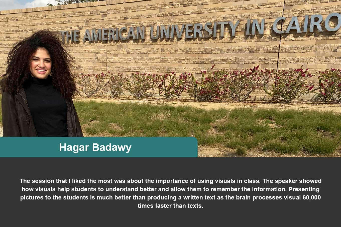 Hagar Badawy