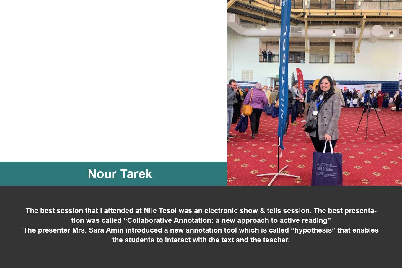 Nour Tarek