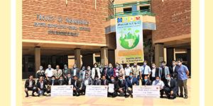 """Pharos University Organized """"Towards Sustainable Tomorrow"""" Competition"""