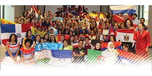 """برنامج التبادل العالمي للطلاب الجامعيين """"Global UGRAD"""""""