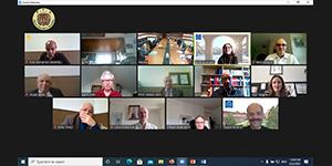 اجتماعات بين جامعة فاروس والمعهد الملكي للتكنولوجيا بالسويد KTH
