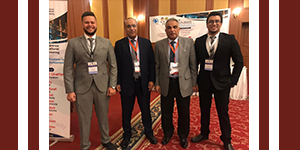 كلية الهندسة تشارك في فاعليات المؤتمر الدولى الرابع لتطورات الهندسة الإنشائية والجيوتقنية